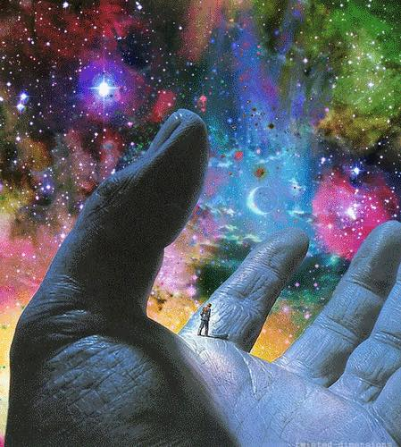 Image-space-hand