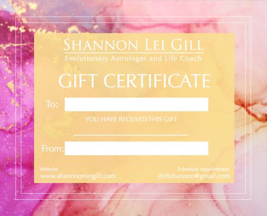 SLGA- Gift Cert Blank-IMAGE ONLY